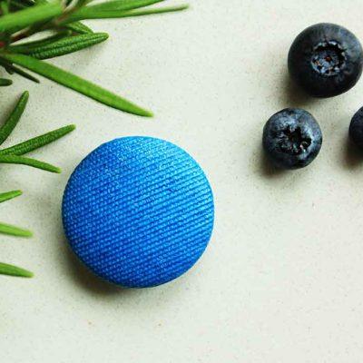 Пуговицы голубые и другие цвета из новой коллекции Rainbow