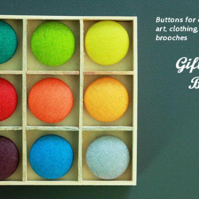 Пуговицы цветные. набор Бали для хендмейда. крафта. рукоделия. творчества