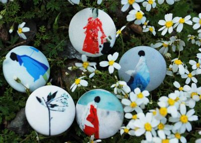 london-lena-buttons-spring-love-art-print