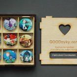 Набор пуговиц Светланы Соловьевой можно купить в магазине Goodzyky