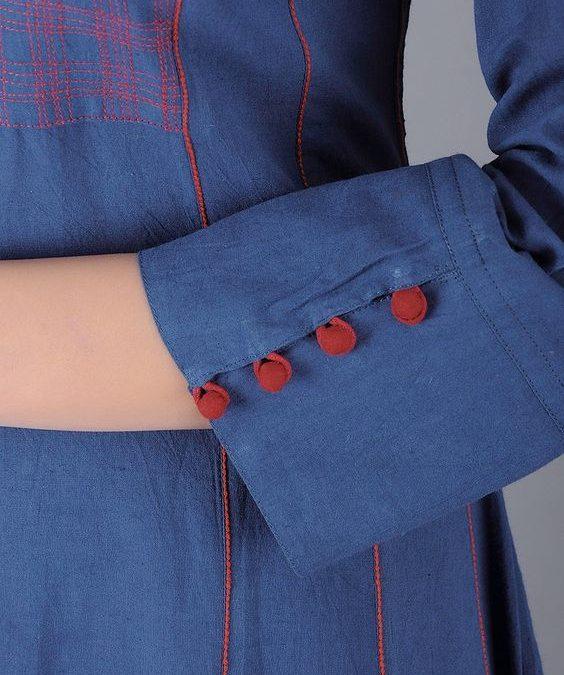 Пуговицы — основные детали в одежде