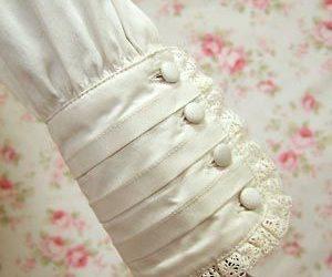 Рубашечные пуговицы 11.4 мм из ткани — лучшее дизайнерское решение.
