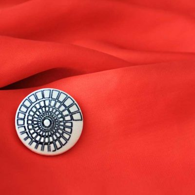 Infiniti - пуговицы с принтами с уникальнымы узорами и орнаментами