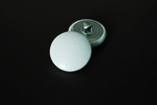 Пуговицы белые мебельные. 22 мм.Большой выбор готовых мебельных пуговиц